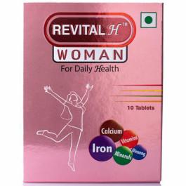 Revital H Woman, 10 Tablets