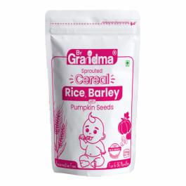ByGrandma Rice, Barley With Pumpkin Seeds Baby Porridge Mix, 280gm