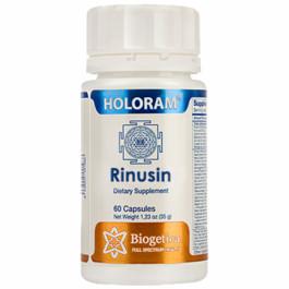 Biogetica Holoram Rinusin, 60 Capsules