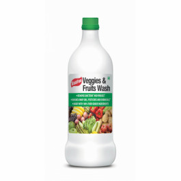 Saafoo Veggies and Fruits Wash - Removes Bacteria & Viruses, 500ml