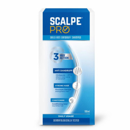 Scalpe Pro Anti-dandruff Shampoo, 100ml