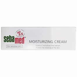 Sebamed Moisturizing Cream, 50ml
