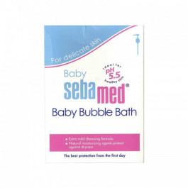 Sebamed Baby Bubble Bath, 500ml