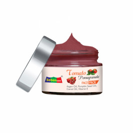 SebonCare Tomato and Pomegranate Face Pack, 50gm