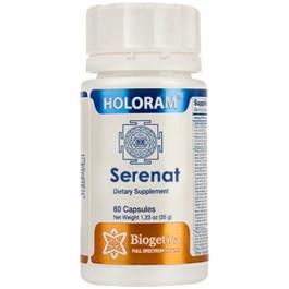 Biogetica Holoram Serenat, 60 Capsules