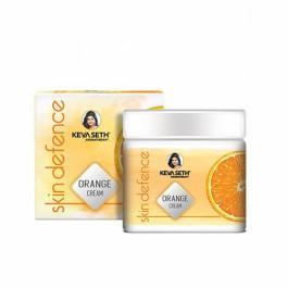 Keya Seth Aromatherapy Skin Defence Orange Cream, 50gm