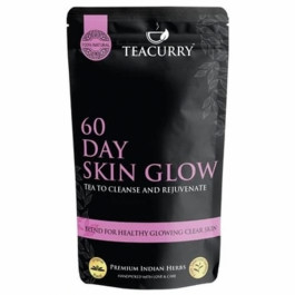Teacurry Skin Glow Tea, 60 Tea Bags