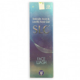 SLC Face Wash, 50gm