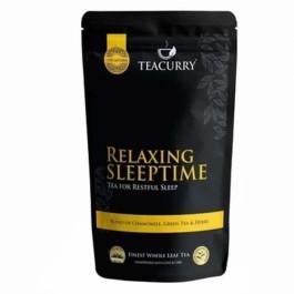 Teacurry Relaxing Sleepy time Tea, 30 Tes Bags