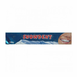 Snowdent Toothpaste, 100gm