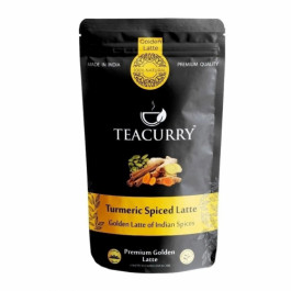 Teacurry Spiced Turmeric Latte, 100gm