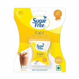 Sugarfree Gold, 300 Pellets