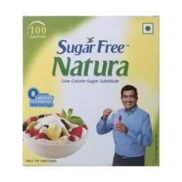 Sugarfree Natura, 100 Sachets