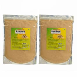 Herbal Hills Sunthee (Ginger) Powder, 1Kg (Pack Of 2)