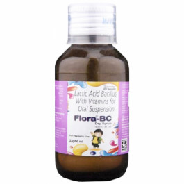 Flora-BC Dry Syrup, 60ml