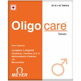 Oligocare, 15 Tablets