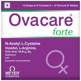 Ovacare Forte, 12 Tablets