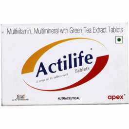 Actilife, 15 Tablets