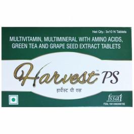 Harvest PS, 10 Tablets