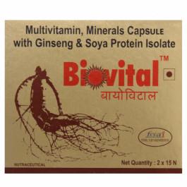 Biovital, 15 Capsules