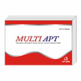 Multi Apt, 10 Tablets