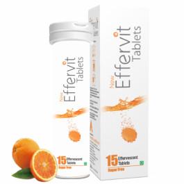 Effervit, 15 Tablets