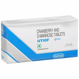 Utiof, 10 Tablets