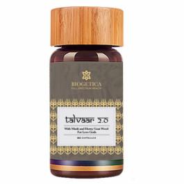 Biogetica Talvaar 2.0 - Musli & Horny Goat Weed, 80 Capsules