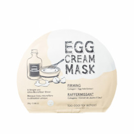 Too Cool for School Egg Cream Mask Firming, 28gm