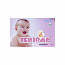 Tedibar Bathing Bar, 75gm
