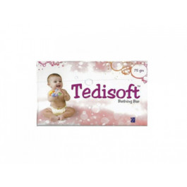 Tedisoft Bathing Bar - 125 gms