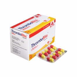 Thrombobliss, 10 Capsules