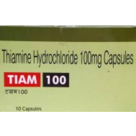 Tiam 100mg, 10 Tablets