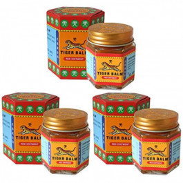 Tiger Balm Red, 21ml (Pack of 3)