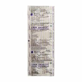 Trichoton, 10 Tablets