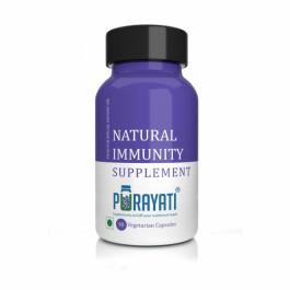Purayati Natural Immunity Supplement, 90 Capsules