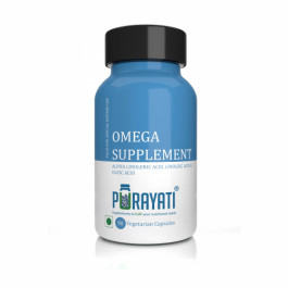 Purayati Omega Supplement, 90 Capsules