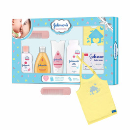 Johnson's Baby Care Collection, Set Of 7