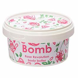 Bomb Cosmetics Rose Revolution Body Butter, 200ml