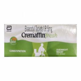 Cremaffin Fresh, 10 Tablets