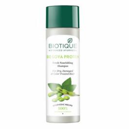 Biotique Bio Soya Protein Fresh Nourishing Shampoo, 190ml