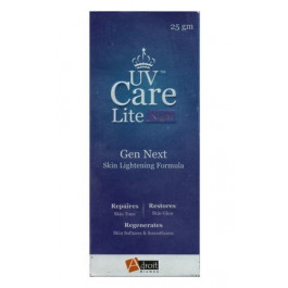 UV Care Lite Night Gen Next Skin Lightening Formula, 25g