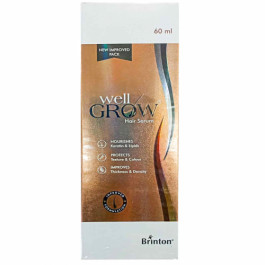 Well Grow Anti Hair Loss Serum, 60ml