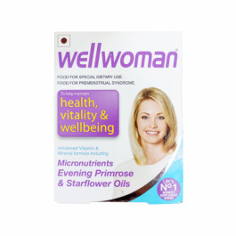 Wellwoman, 30 Capsules