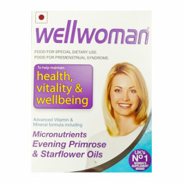 Wellwoman, 15 Capsules