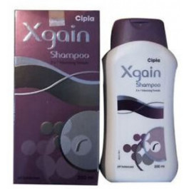 X-Gain Shampoo, 200ml