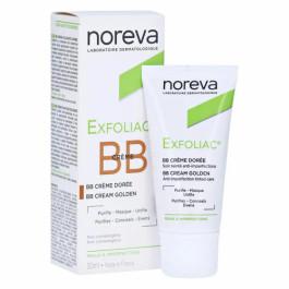 noreva Exfoliac Tinted BB Cream Golden, 30ml