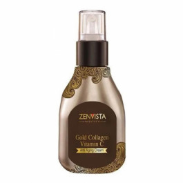 Zenvista Gold Collagen & Vitamin C Anti Ageing Cream, 50gm