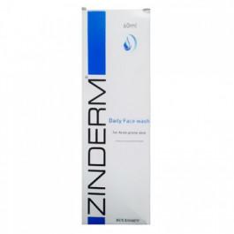 Zinderm Daily Face Wash-60ml