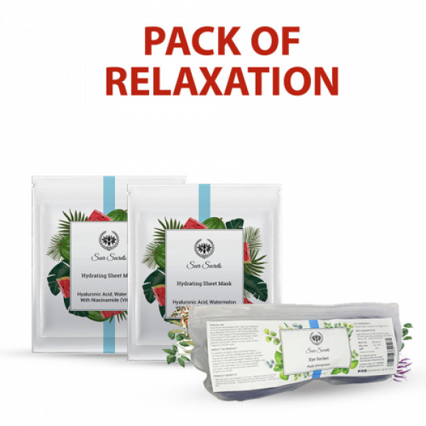 Seer Secrets Pack of Relaxation